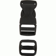 Liberty Mountain Side Release 3/4inch Buckle With Slider