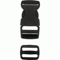 Liberty Mountain Side Release 1inch Buckle With Slider