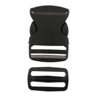 Liberty Mountain Side Release 2 inch Buckle With Slider