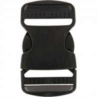"Buckle,  1.5"" Dual Adjust Side Release"