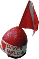 INFLATABLE DIVE FLAG FLOAT 4650