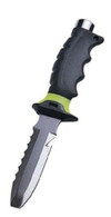 Barracuda Sharp Tip Titanium Diving Knife - KF529