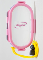 Aryca Whirl Waterproof Cellphone Case - Pink