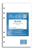 "Rite in the Rain Blank Loose Leaf Paper (4 5/8"" x 7"")   #395"