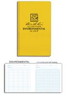 Rite in the Rain  550-4F Environmental Pocket Size Bound Book