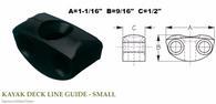 """Deck Line Guide Small 1-16"""" Nylon"""