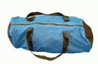 Snorkel and Beach Lightweight Mesh Gear Bag - Blue