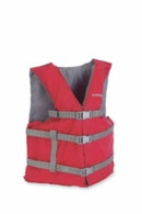 STEARNS 2001 Adult General Purpose Vest - Universal Size - Red