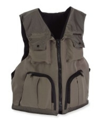 Stearns Professional Series Sports Vest - Taupe Small