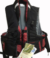 Stearns 4185 Trophy Series Vest - Black -Large