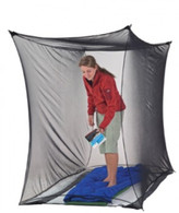 Sea To Summit Box Net Shelter with Insect Shield - Single