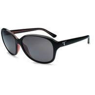 Sunbelt Typhoon Coral - Black w/ Horizon Grey Lense