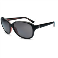 Sunbelt Typhoon Coral - Black w/ Horizon Grey Lense