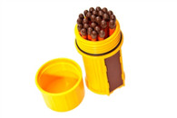 UCO Stormproof Match Kit - Yellow