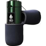 UCO Candle Lantern Cocoon Black Neoprene