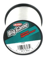 Berkley Trilene Big Game 10LB. 1500 Yds. Clear