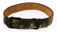 Weber's BO Leather Dog Collar - Large