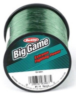 Berkley Trilene Big Game 10LB. 1500 Yds. Green