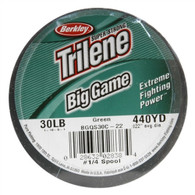 Berkley Trilene Big Game 30lb. 440yards Monofilament Fishing Line - Green