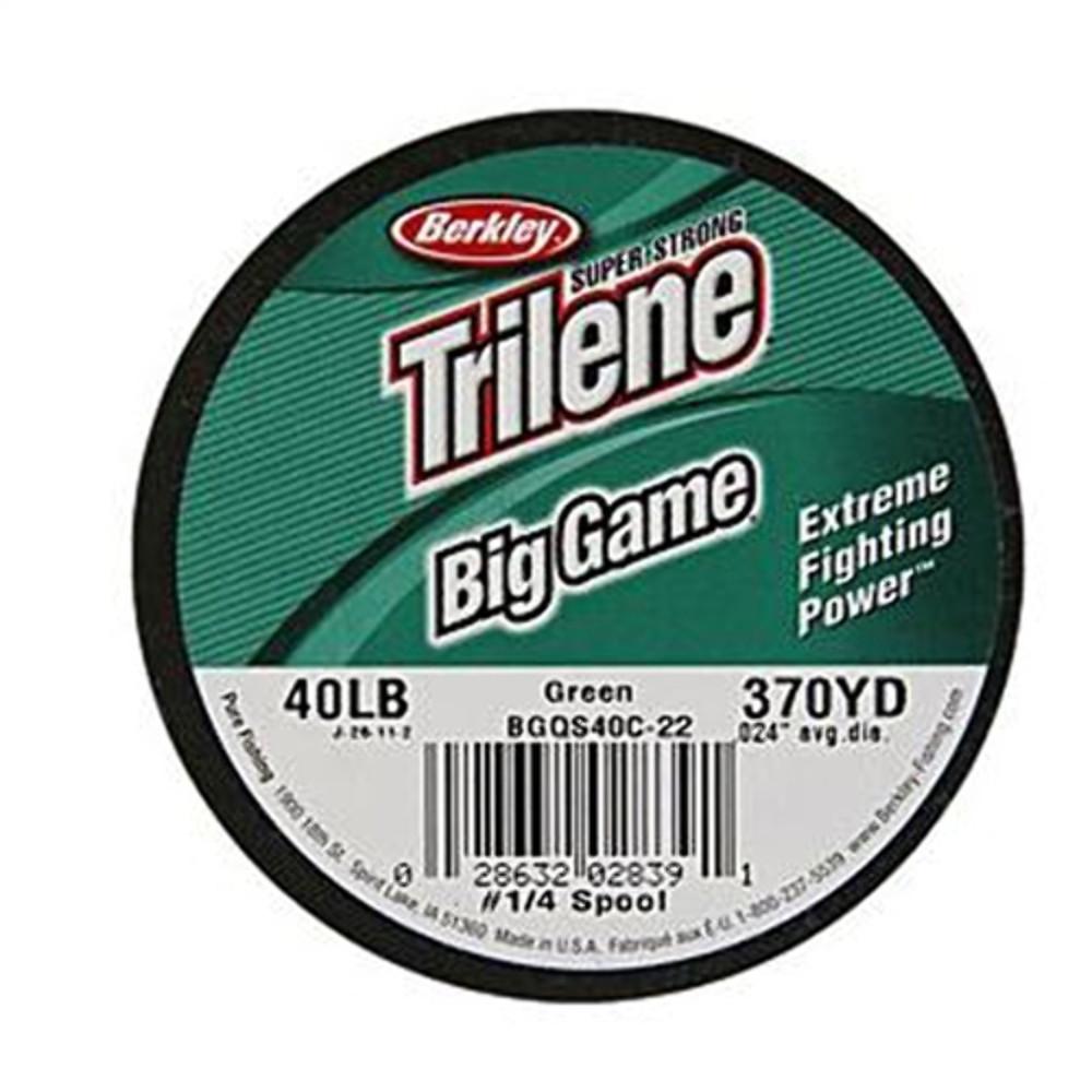Berkley Trilene Big Game Bulk Green