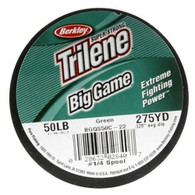 Berkley Trilene Big Game 50lb. 275yards Monofilament Fishing Line - Green