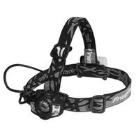 Princeton Tec Apex Pro 275 Lumen White LED Headlamp - Black