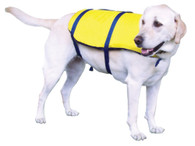 ONYX Nylon Pet Life Vest,  Yellow