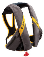 Absolute Outdoors Onyx Co2 Automatic Vest Universal Adult - Gray