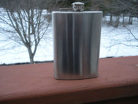 Coleman 8 Oz Stainless Steel Flask Silver 2000016397