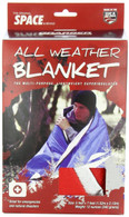 Grabber All-Weather Blanket Red
