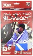 Grabber All-Weather Blanket Blue