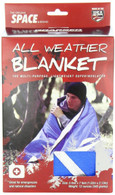 Grabber All-Weather Blanket Blue