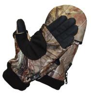 Onyx ArcticShield System Gloves - Realtree AP