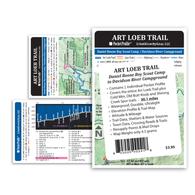 14bb71fa5fb Art Loeb Trail (ALT) Pocket Profile Map