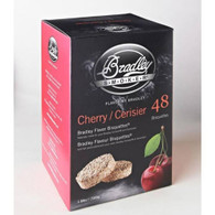 Bradley Smoker Cherry Bisquettes 48 pack