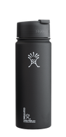 Hydro Flask Insulated Bottle - 18 oz Wide Mouth with Flip Lid