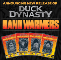 Duck Dynasty Hand Warmers