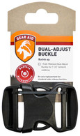 McNett Dual Adjust Buckle 1.5""