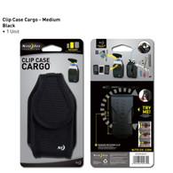 Nite Ize Clip Case Cargo - Medium Black