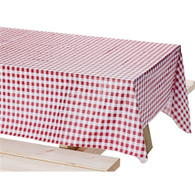 Coleman Vinyl Tablecloth (Red)