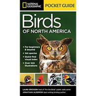 National Geographic Pocket Guide - Birds of North America