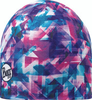 Buff Micro Polar Hat - Flected Turquoise
