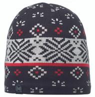 Buff Knitted & Polar Hat - Jorden Black