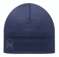 Buff Merino Wool Hat - Denim