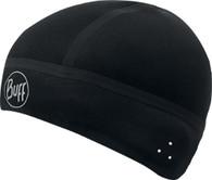 Buff Windproof Tech Hat - Black - S/M
