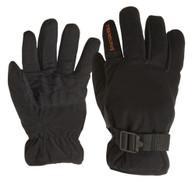 Arctic Shield Camp Gloves - Black - Small