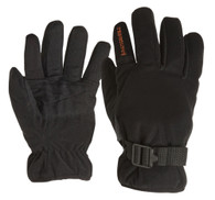 Arctic Shield Camp Gloves - Black - Small