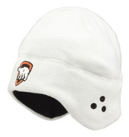 Arctic Shield Fleece Beanie -White - Adult Universal