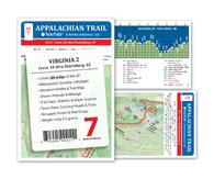 Appalachian Trail Map AT-7