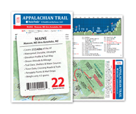 Appalachian Trail Map AT-22